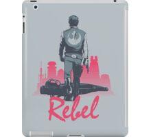 Rebel (light version) iPad Case/Skin