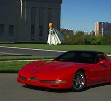 2001 Corvette by TeeMack