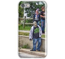 Zombie Walk iPhone Case/Skin
