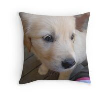 Casper cute! Throw Pillow