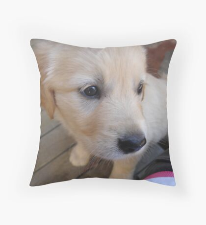 Casper cute! Throw Pillow