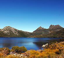 Beautiful Tasmania - Dove Lake and Cradle Mountain by georgieboy98
