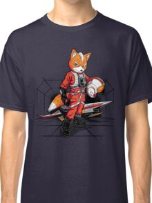 Rebel Fox Classic T-Shirt