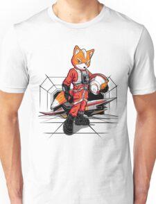 Rebel Fox Unisex T-Shirt