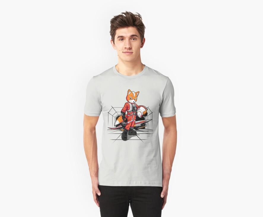 Rebel Fox by DJKopet