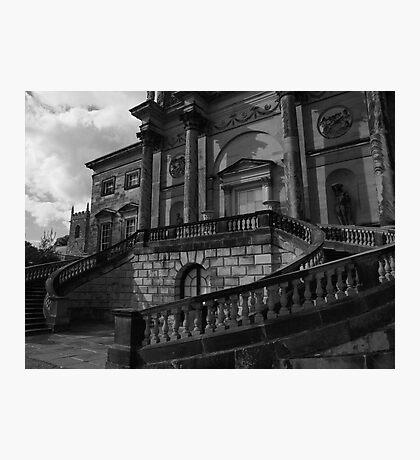 Upstairs, Downstairs. Photographic Print