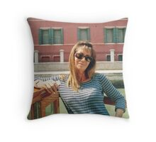 GUENDALYN A VENEZIA....ola la la'...beautiful Venice - 5000 VISUAL. 2013.  -   FEATURED IN RB EXPLORE 2 MAGGIO 2012 ____ wowwow wowwwwwwwwww!!!! Throw Pillow