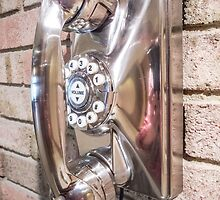 Chrome Phone by LamartDesigns