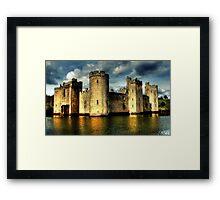Bodiam Castle (National Trust) Framed Print
