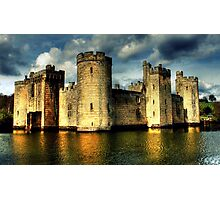 Bodiam Castle (National Trust) Photographic Print