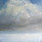 Light On Sea 3 by Sue Nichol