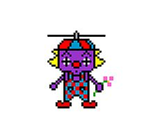 Li'l Crazies: Clown by MelancholyChild