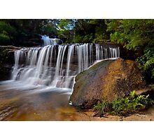 Queens Cascades. Photographic Print