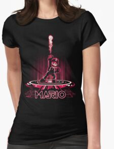 MARIOTRON Womens Fitted T-Shirt