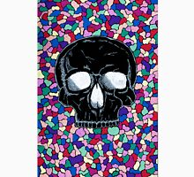 Abstract skull doodle design Unisex T-Shirt