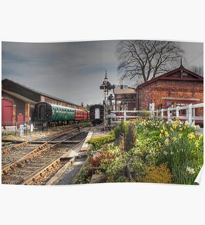 Tenterden Railway station  Poster