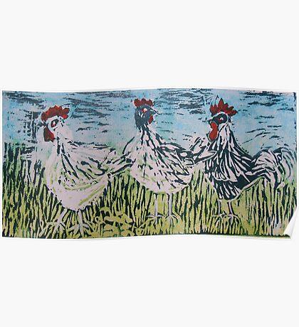 Bridget's Poultry 3 Poster