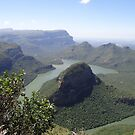 Blyderiver Canyon by Anita Deppe