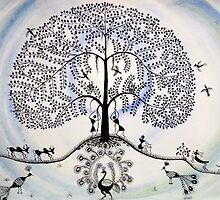 Tree Of Life by AnjaliVaidya