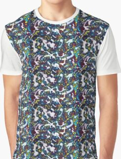 Vision - Abstract Graphic T-Shirt