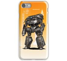 Batmobile Mecha iPhone case iPhone Case/Skin