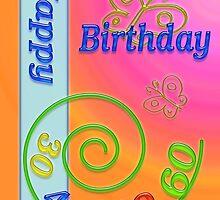 Happy Birthday by RosiLorz