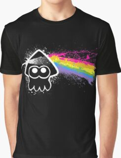 DARK SIDE OF THE SQUID Graphic T-Shirt