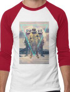 Lost In Transition Men's Baseball ¾ T-Shirt
