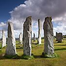 Callanish (Calanais) I, Callanish Stones, Lewis by Martin Lawrence