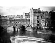 Pulteney bridge, Bath Photographic Print