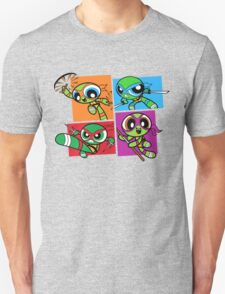 Power POP Turtles Unisex T-Shirt
