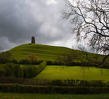 Glastonbury Tor by Steve  Liptrot