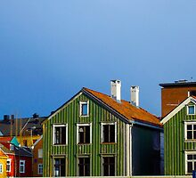 Norway - Houses by LucyM78