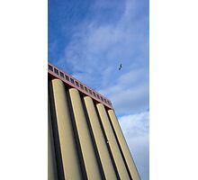 Norway - Commercial Harbur Photographic Print
