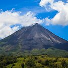 Arenal Volcano by Nickolay Stanev