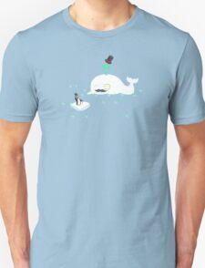 A Whale Of A Gentleman Unisex T-Shirt