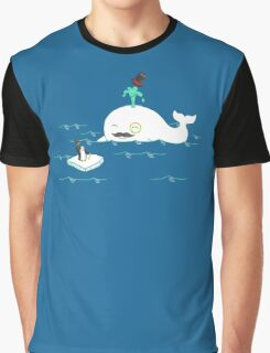 A Whale Of A Gentleman Graphic T-Shirt