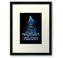 FALTRON Framed Print