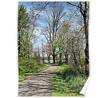 Lake Milton Trail Poster