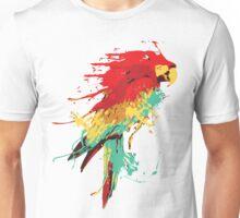 Splash The Parrot Unisex T-Shirt