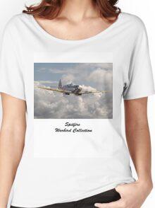 Spitfire - 145 Sqdn RAF Women's Relaxed Fit T-Shirt