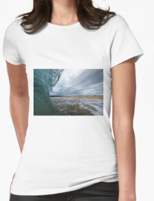 High Face Womens Fitted T-Shirt