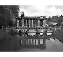 Arches and Reflections Photographic Print