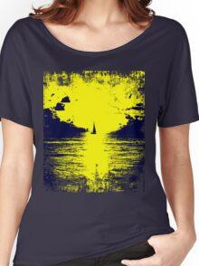 Golden sunset Women's Relaxed Fit T-Shirt