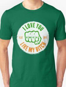 Conor McGregor - Bitch T-Shirt