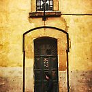 Antique House by Maria  Gonzalez