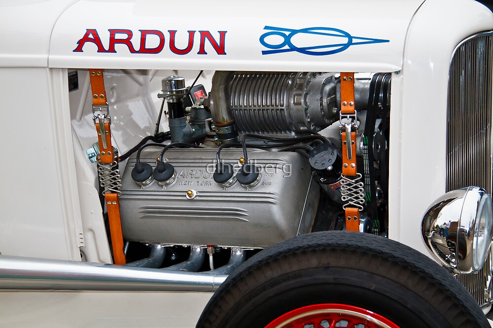 Ardun V8 by dlhedberg