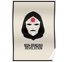 Non-Bending Revolution Poster