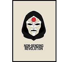 Non-Bending Revolution Photographic Print