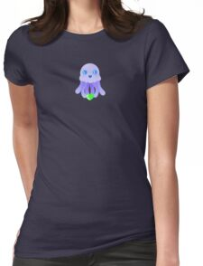 Blue Jelly Womens Fitted T-Shirt